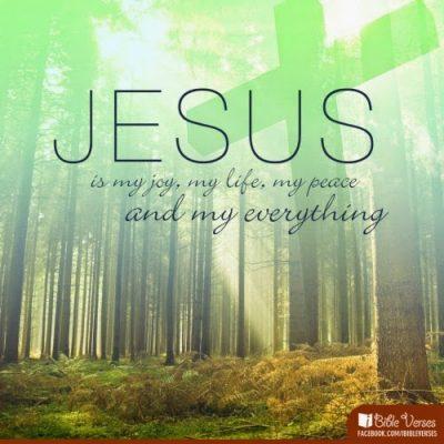 Jezus is de grootste vreugde