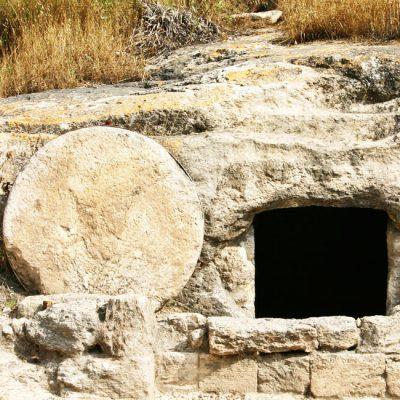 Gezinsmoment – Het graf is leeg!