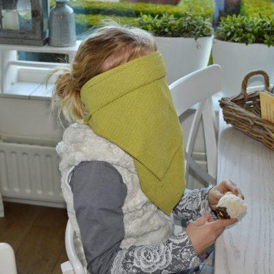 Gezinsmoment – Genezing van de blindgeborene