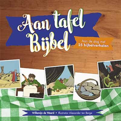 Boekrecensie – Aan tafel Bijbel