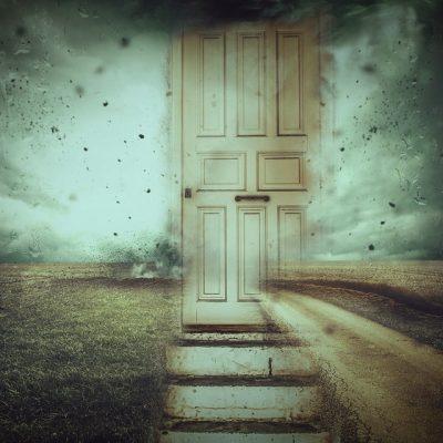 Gezinsmoment – Ik ben de deur